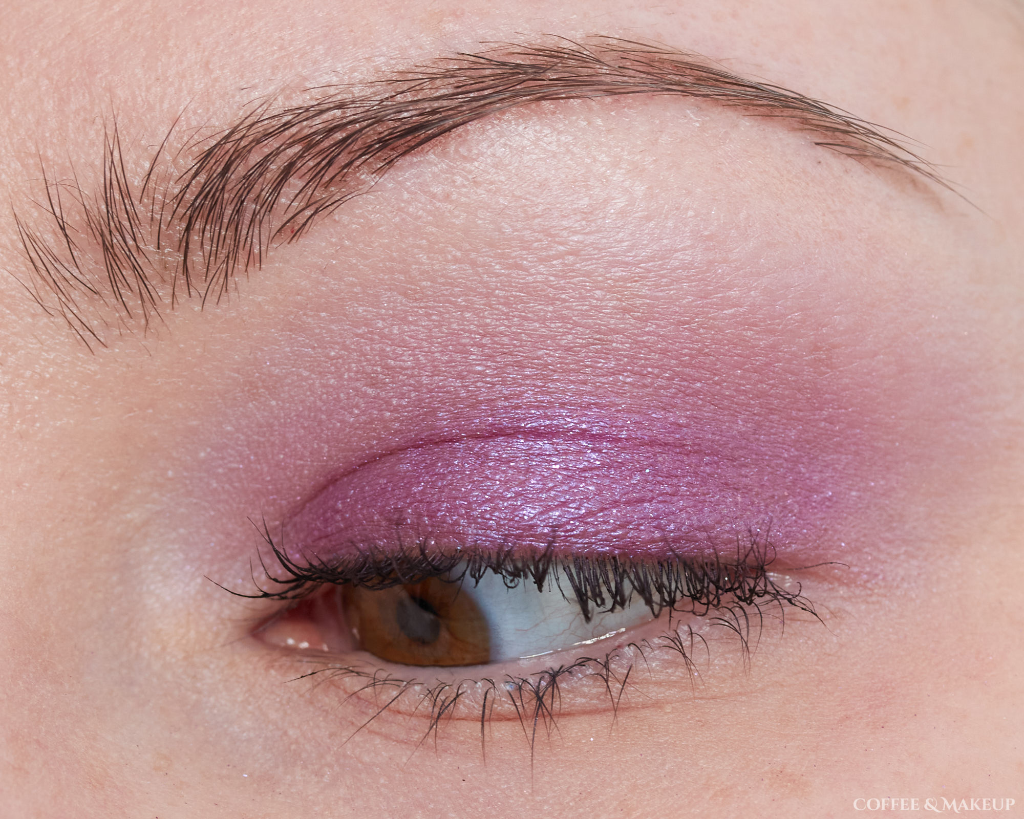 Urban Decay Naked Ultra Violet Look #5