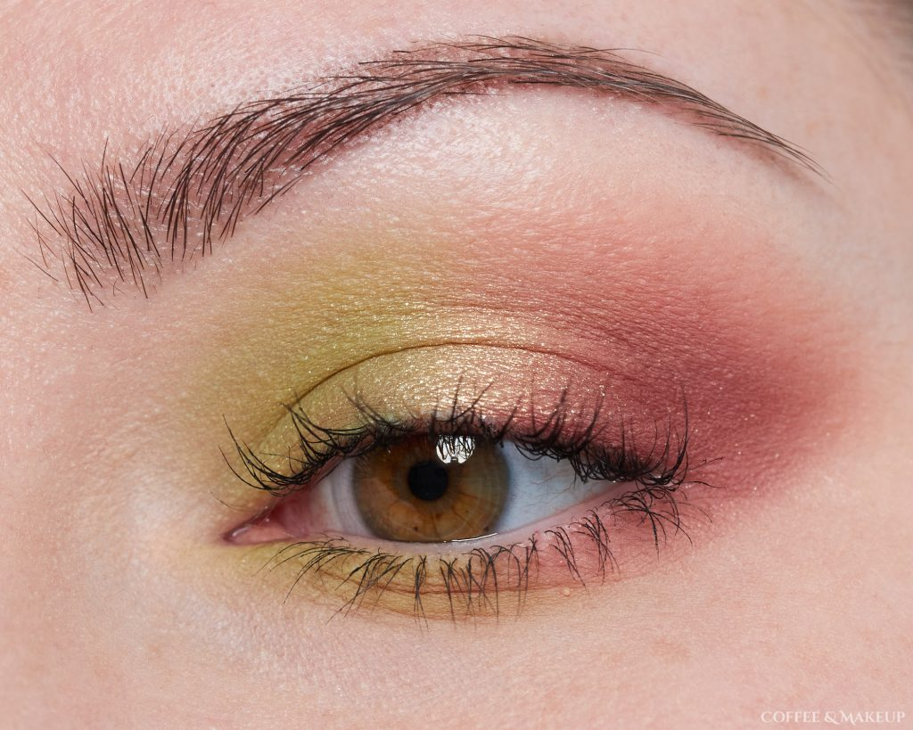 Makeup Geek Soft Focus Colors Look #2