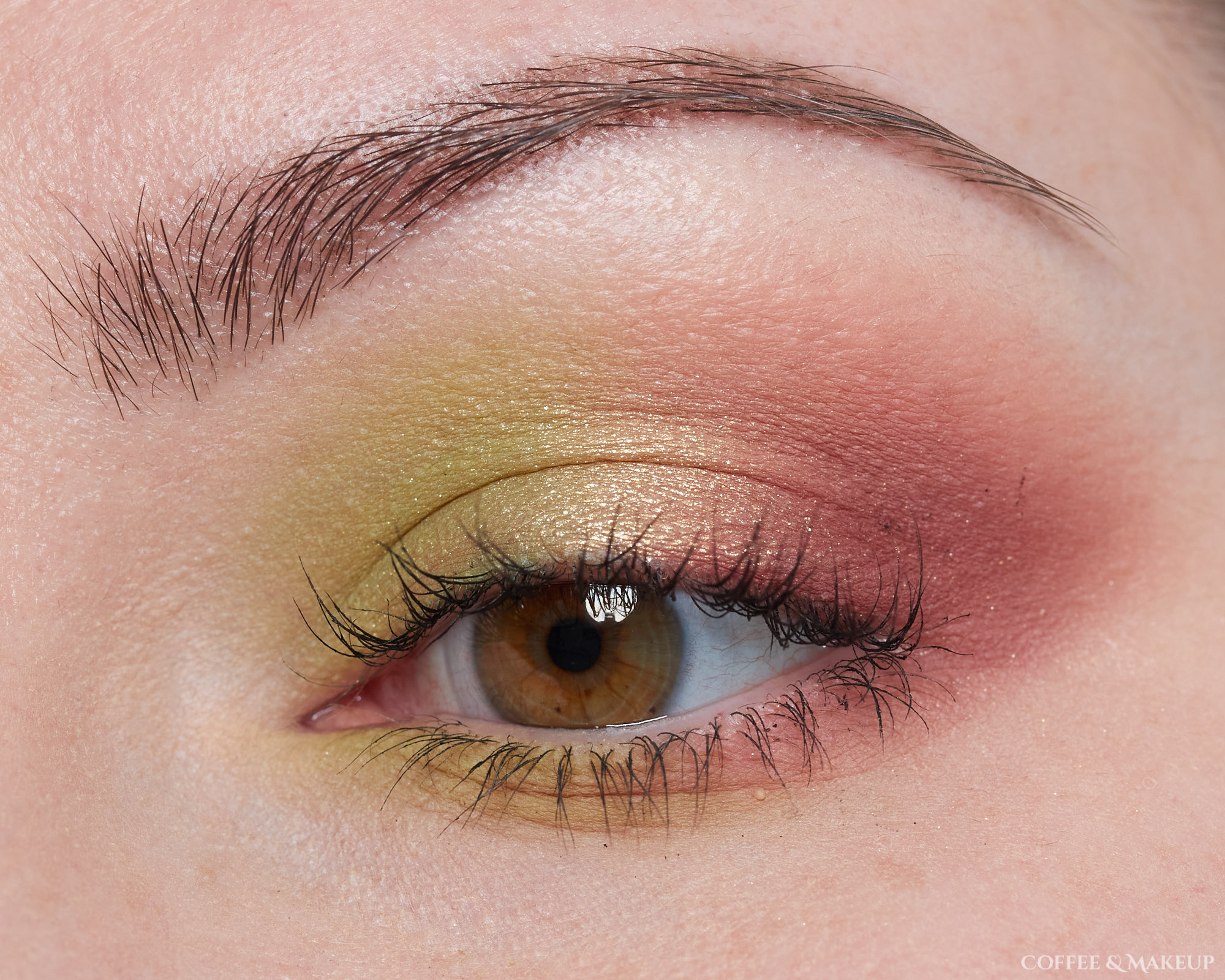 Makeup Geek Soft Focus Colors Look #2 (unedited)