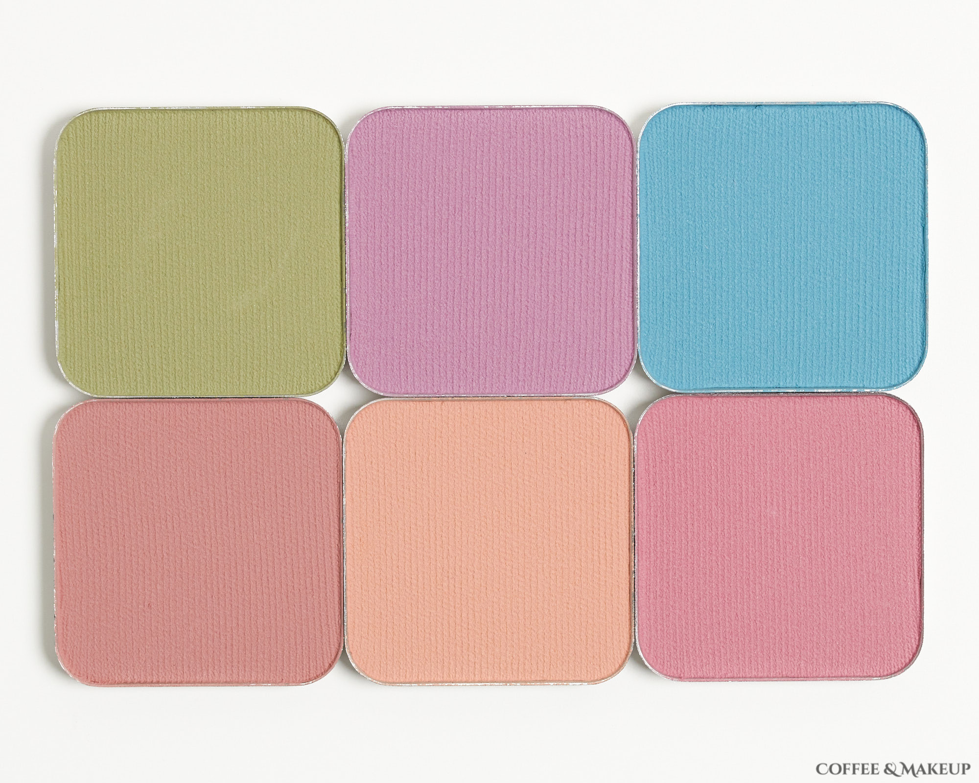 Makeup Geek Soft Focus Colors | Makeup Geek Eyeshadows