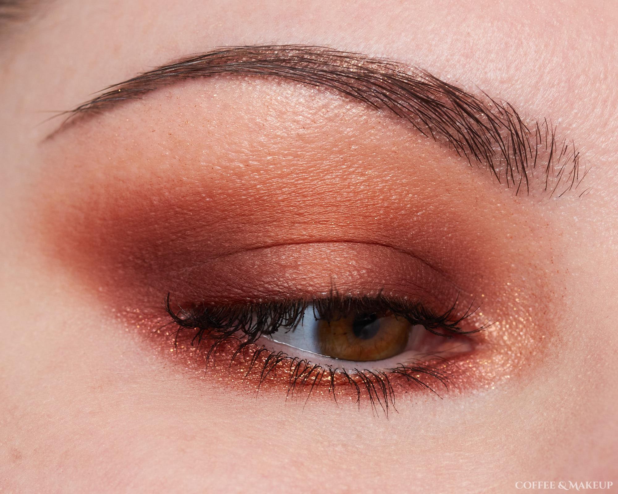 Natasha Denona Bronze Palette Look #1