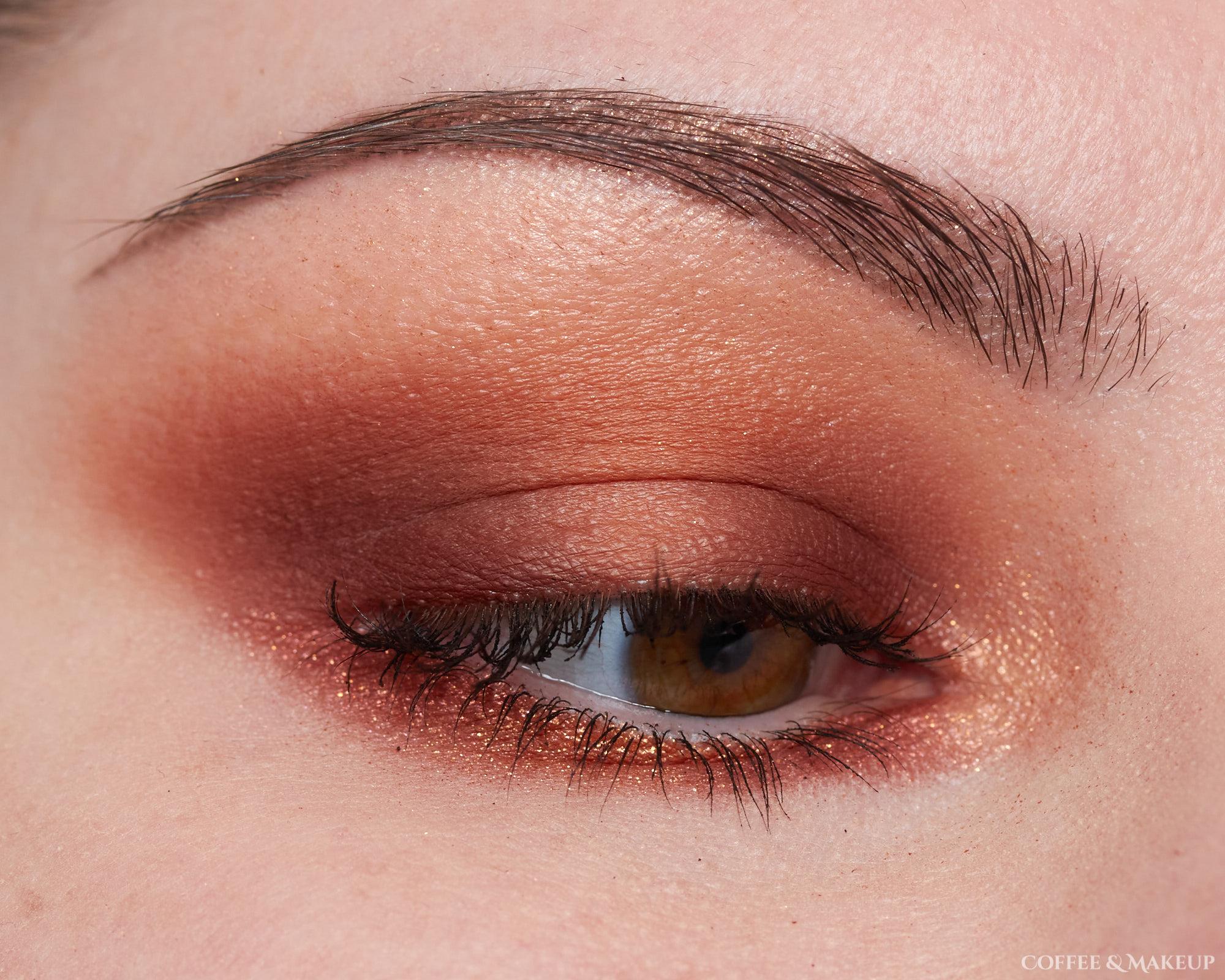 Natasha Denona Bronze Palette Look #1 (unedited)