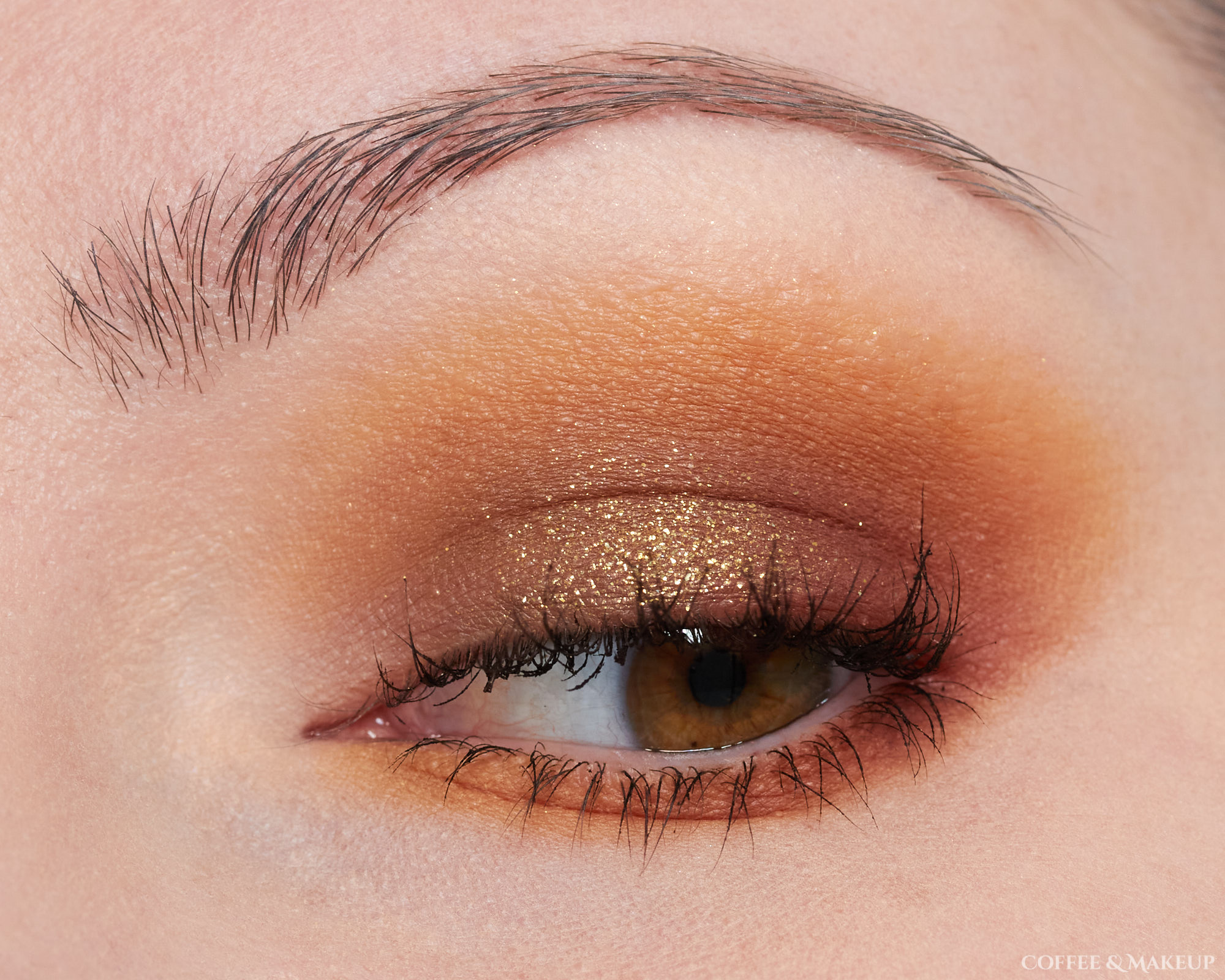 NYX Ultimate Utopia Palette Look #2
