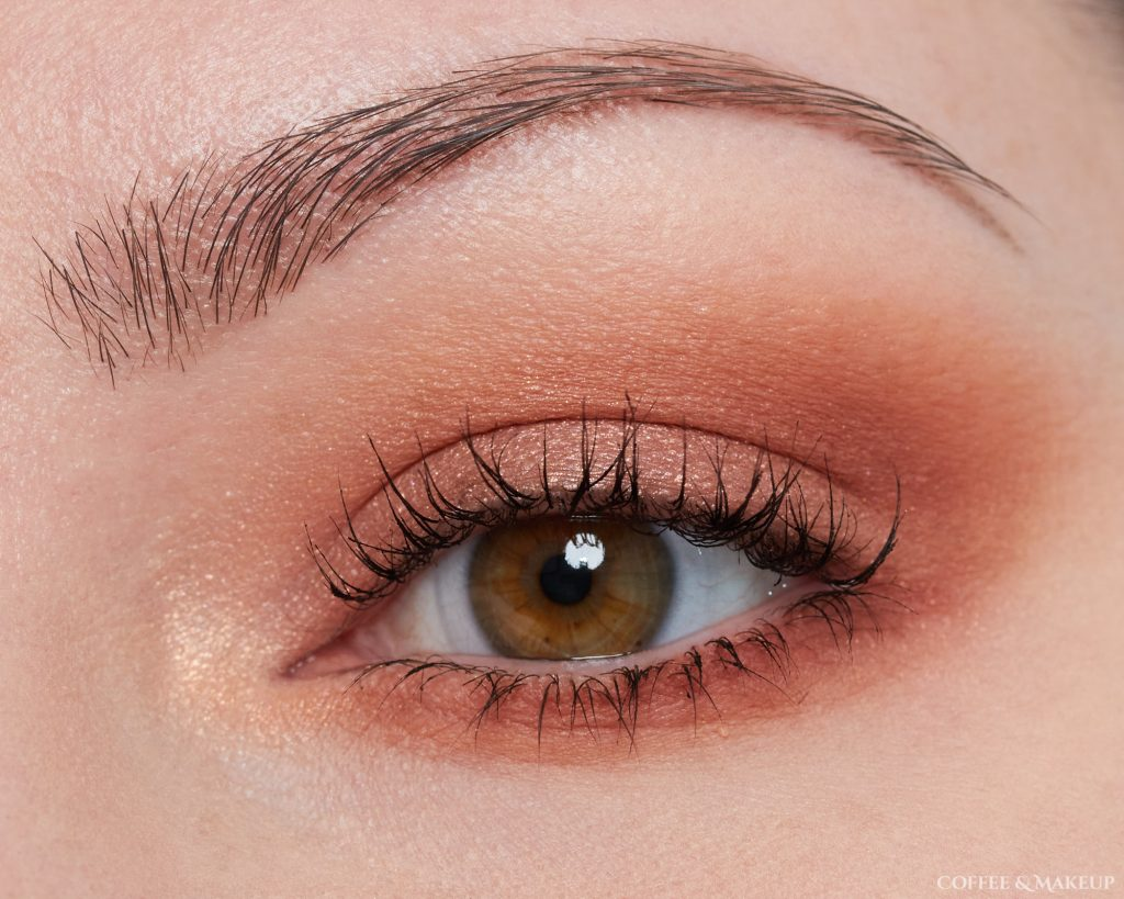 NYX Ultimate Utopia Palette Look #4