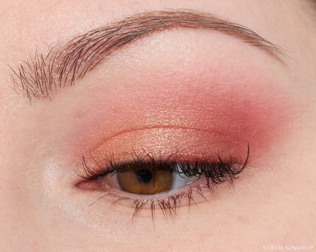 NYX Ultimate Utopia Palette Look #6