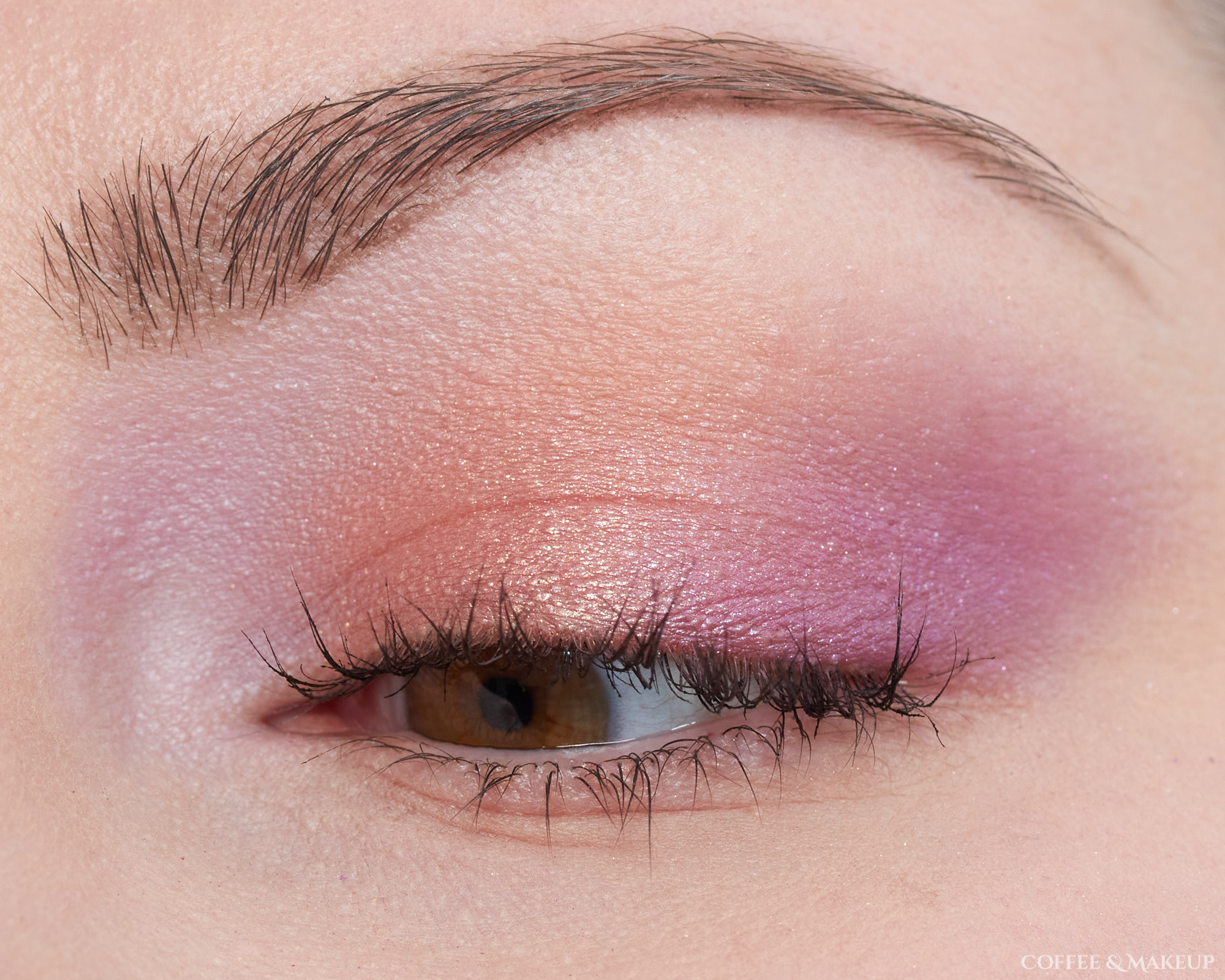 Urban Decay Naked Ultraviolet Palette Look #6