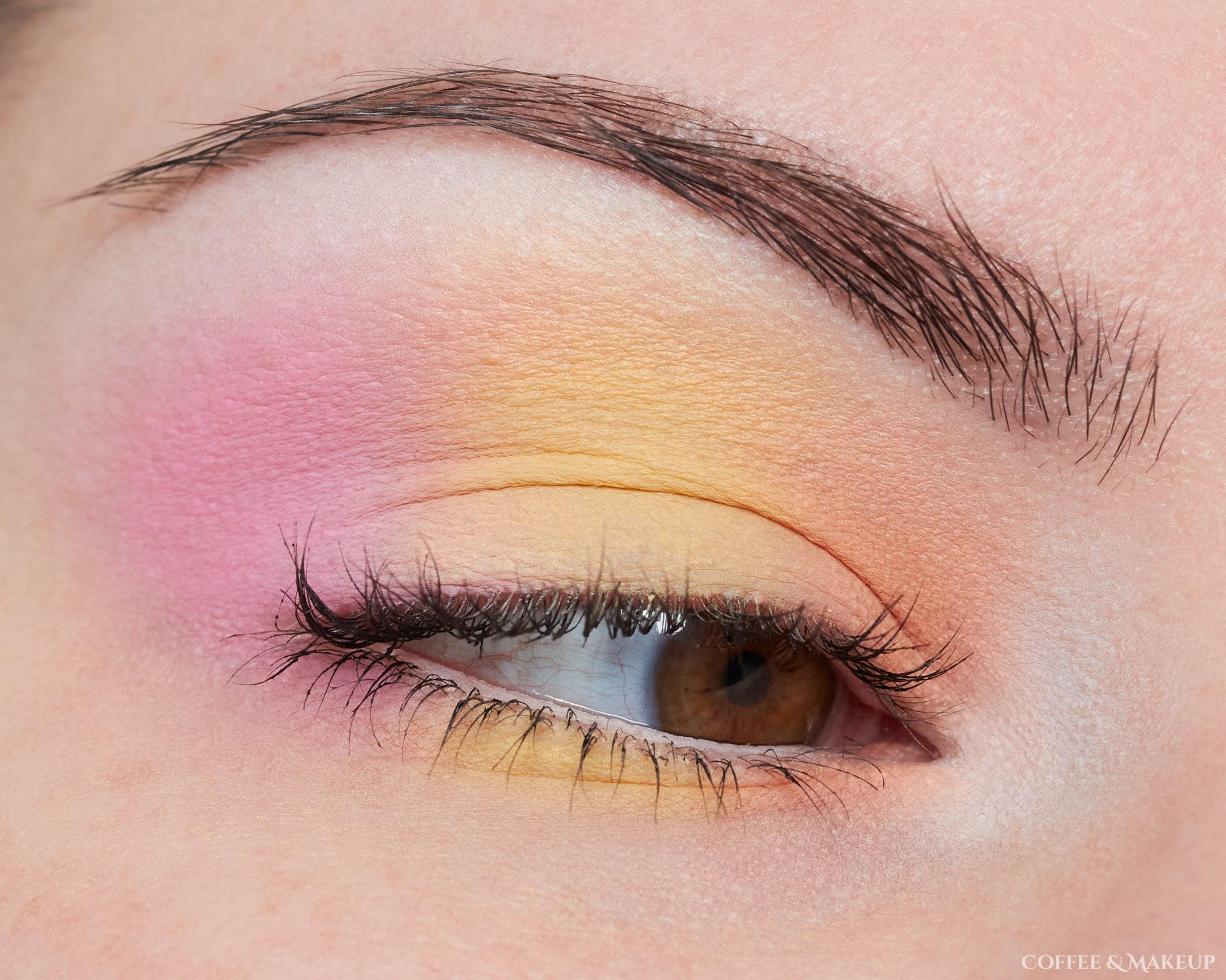 Menagerie Cosmetics Pastel Pup Palette Look #4