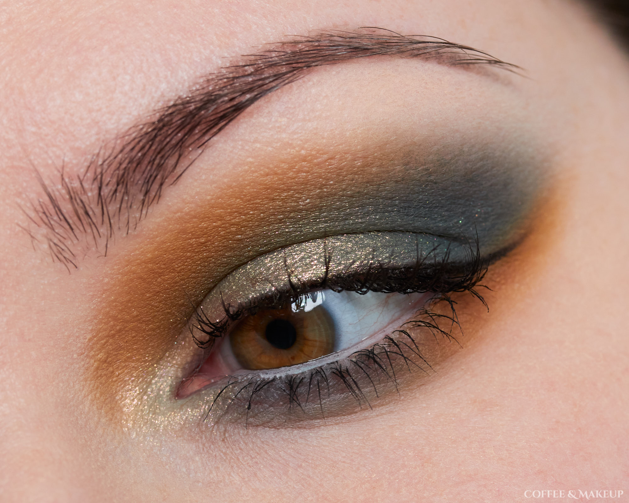 NYX Ultimate Utopia Palette Look #8 (edited)