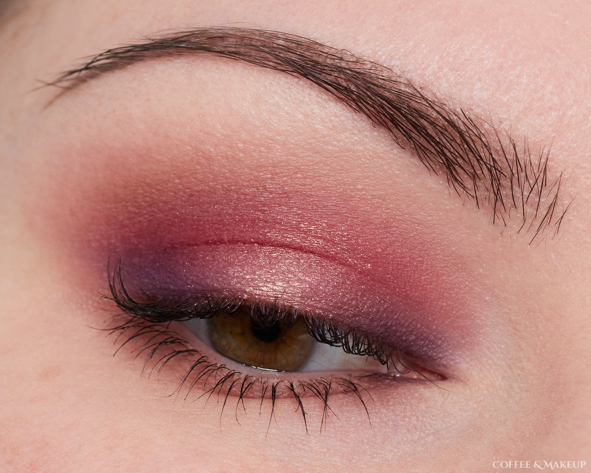 Too Faced Pumpkin Spice Palette Look #3