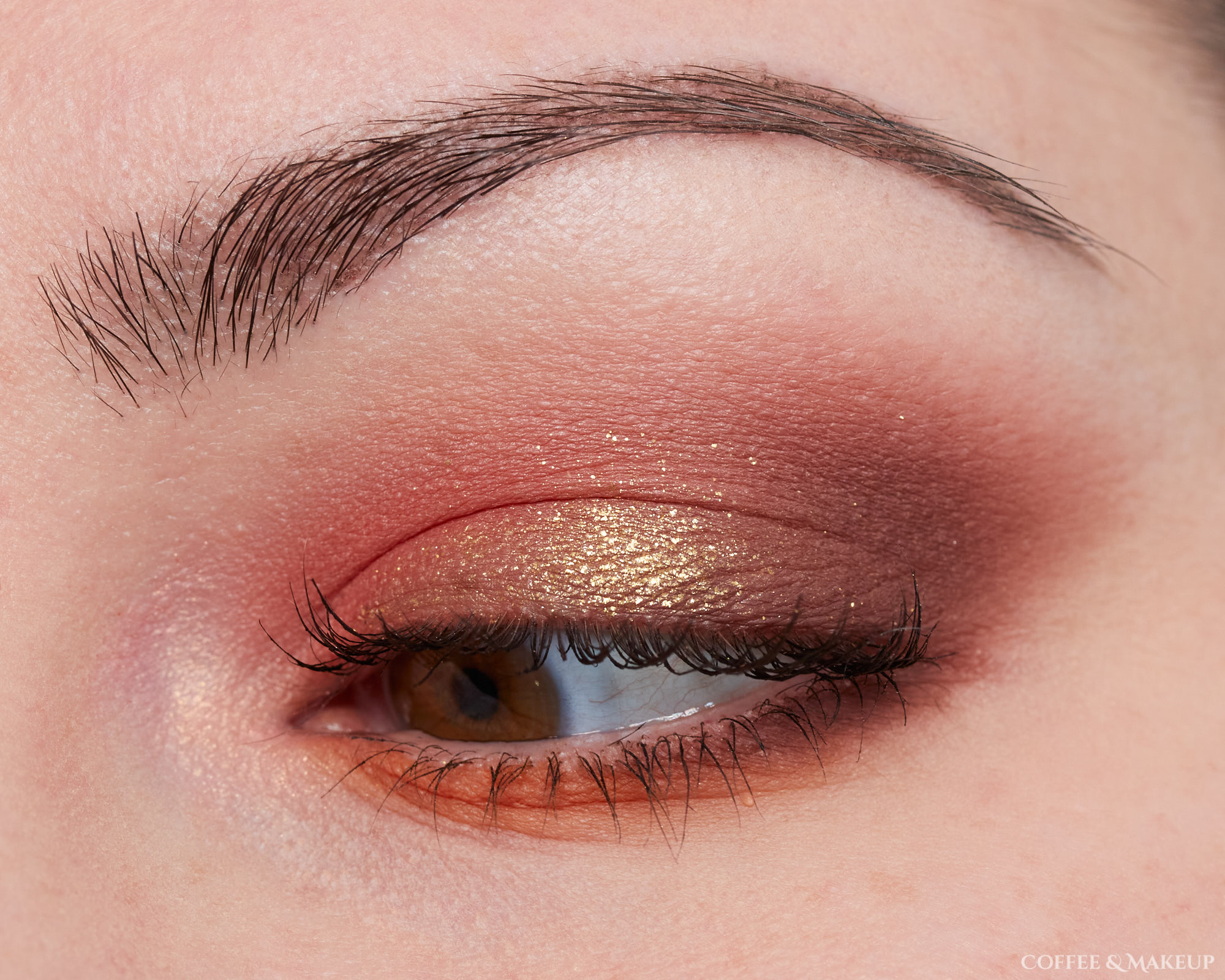 Too Faced Pumpkin Spice Palette Look #4