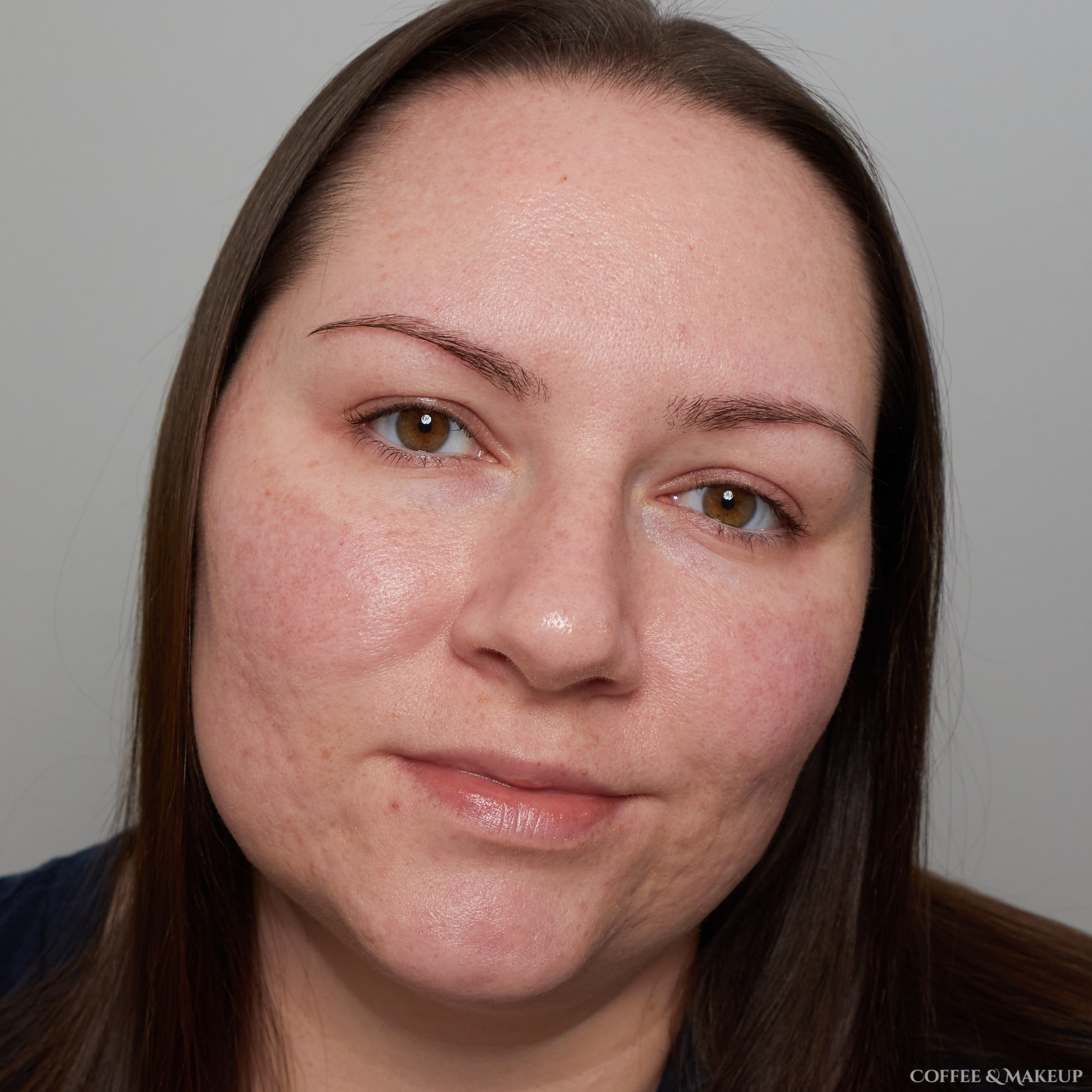 Before | Nars Soft Matte Complete Foundation