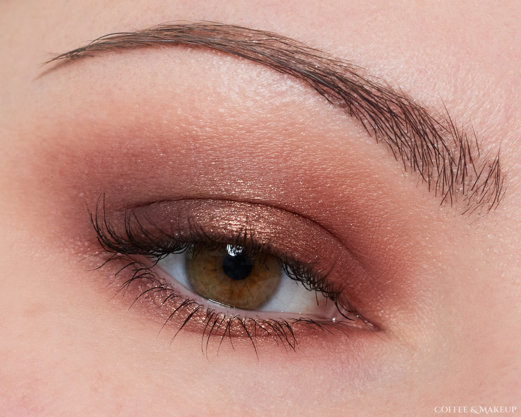 Natasha Denona Bronze Palette Look