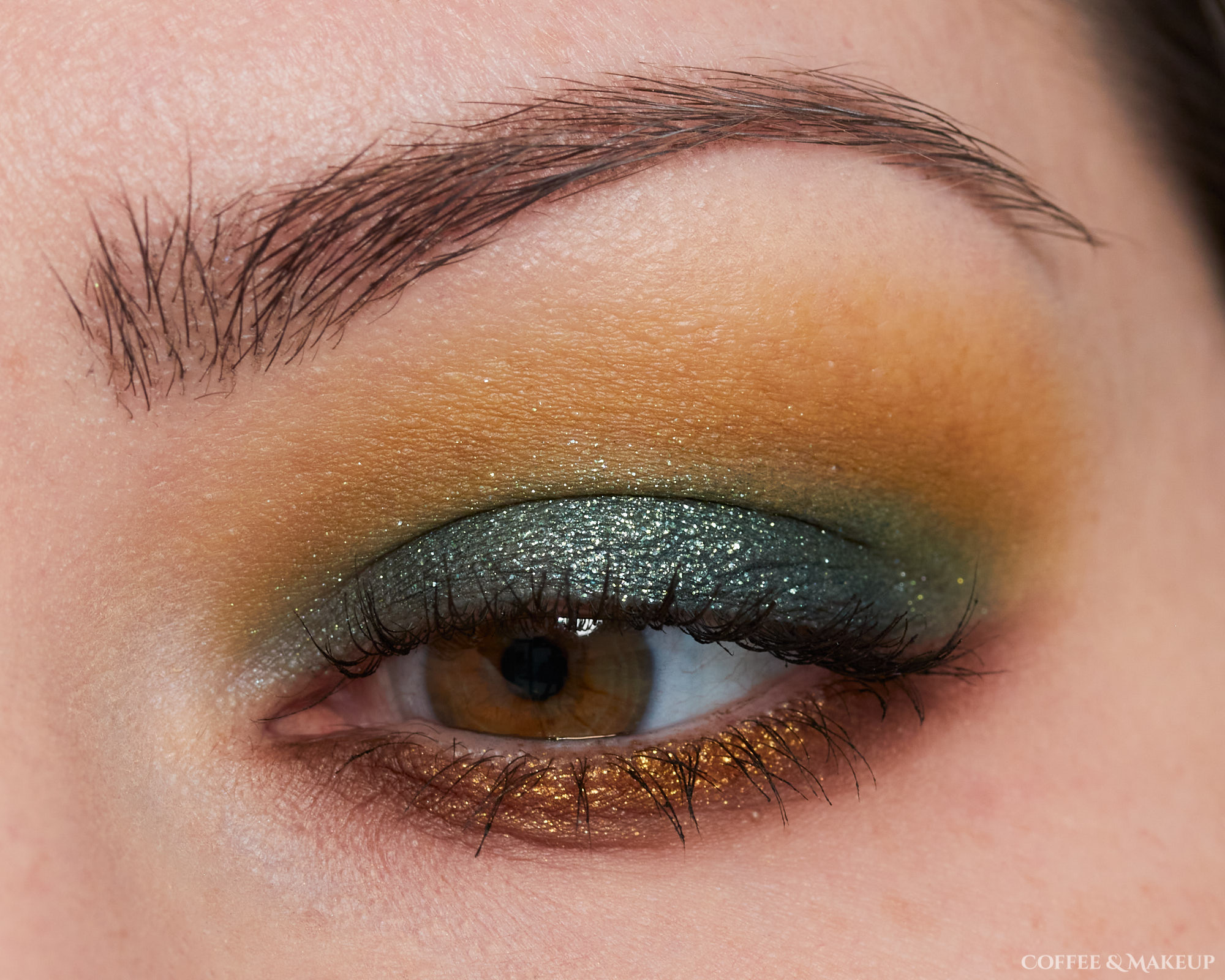 Alter Ego Goddess Palette Look