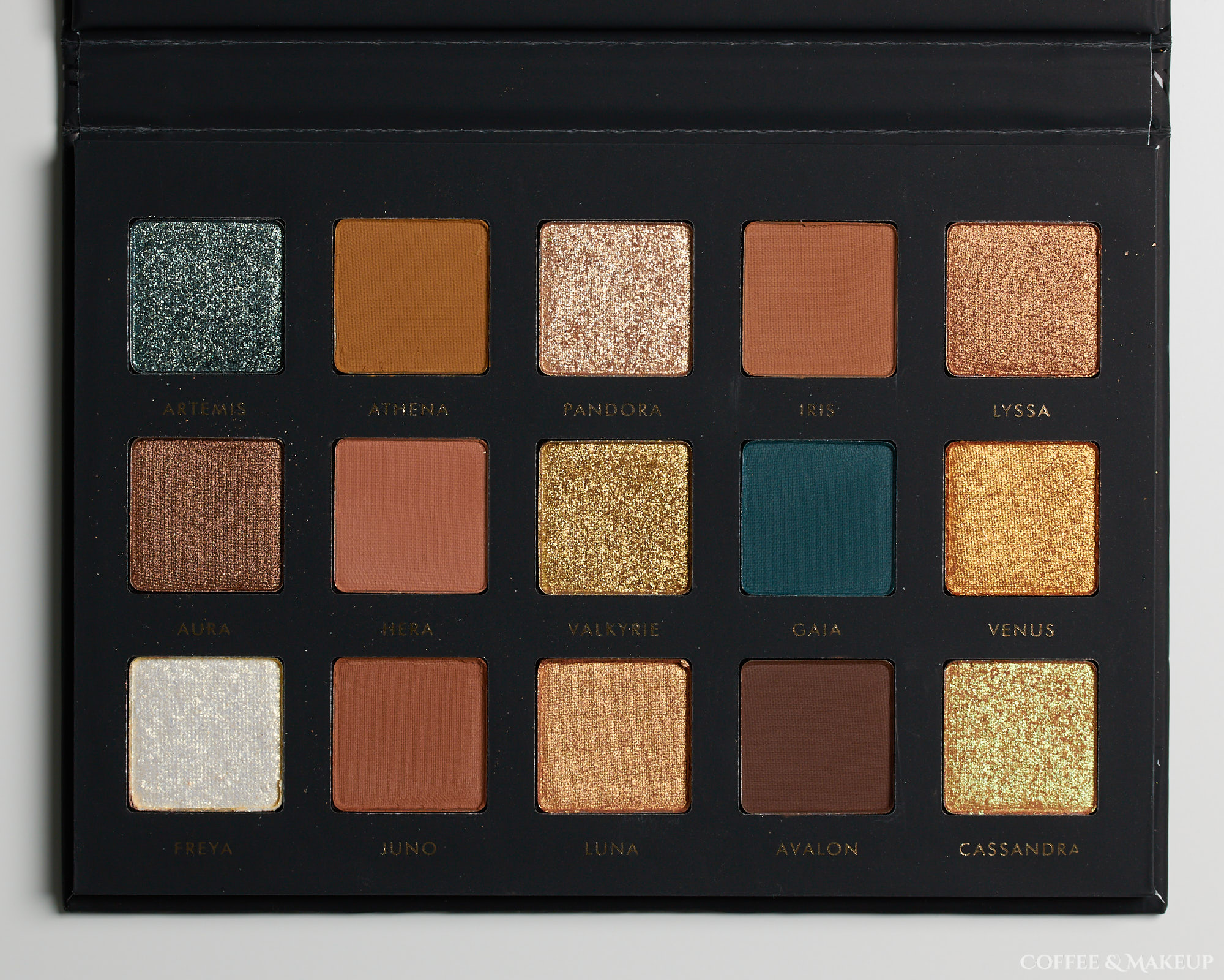 Alter Ego Goddess Palette
