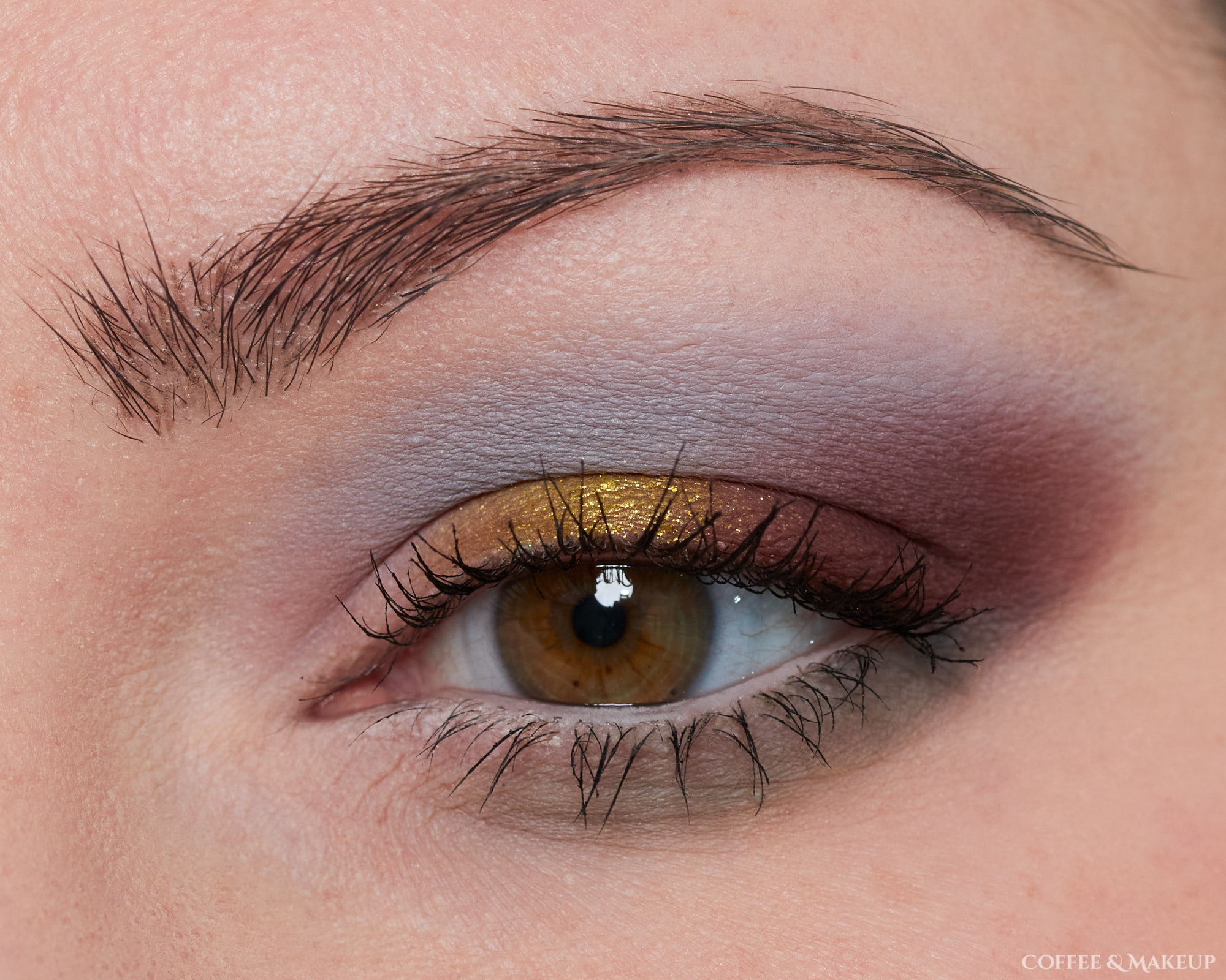 NYX Ultimate Utopia Palette Look #11