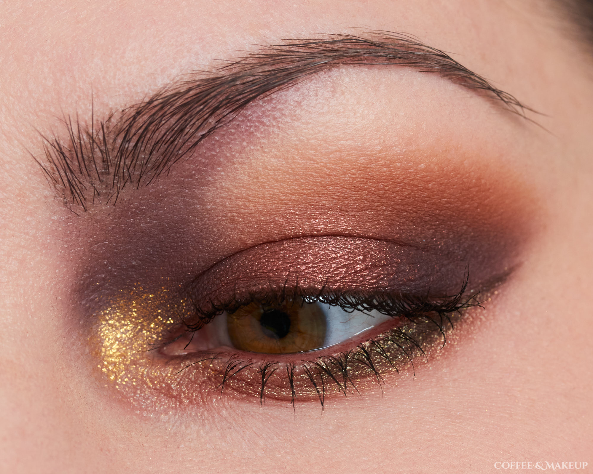 NYX Ultimate Utopia Palette Look #12
