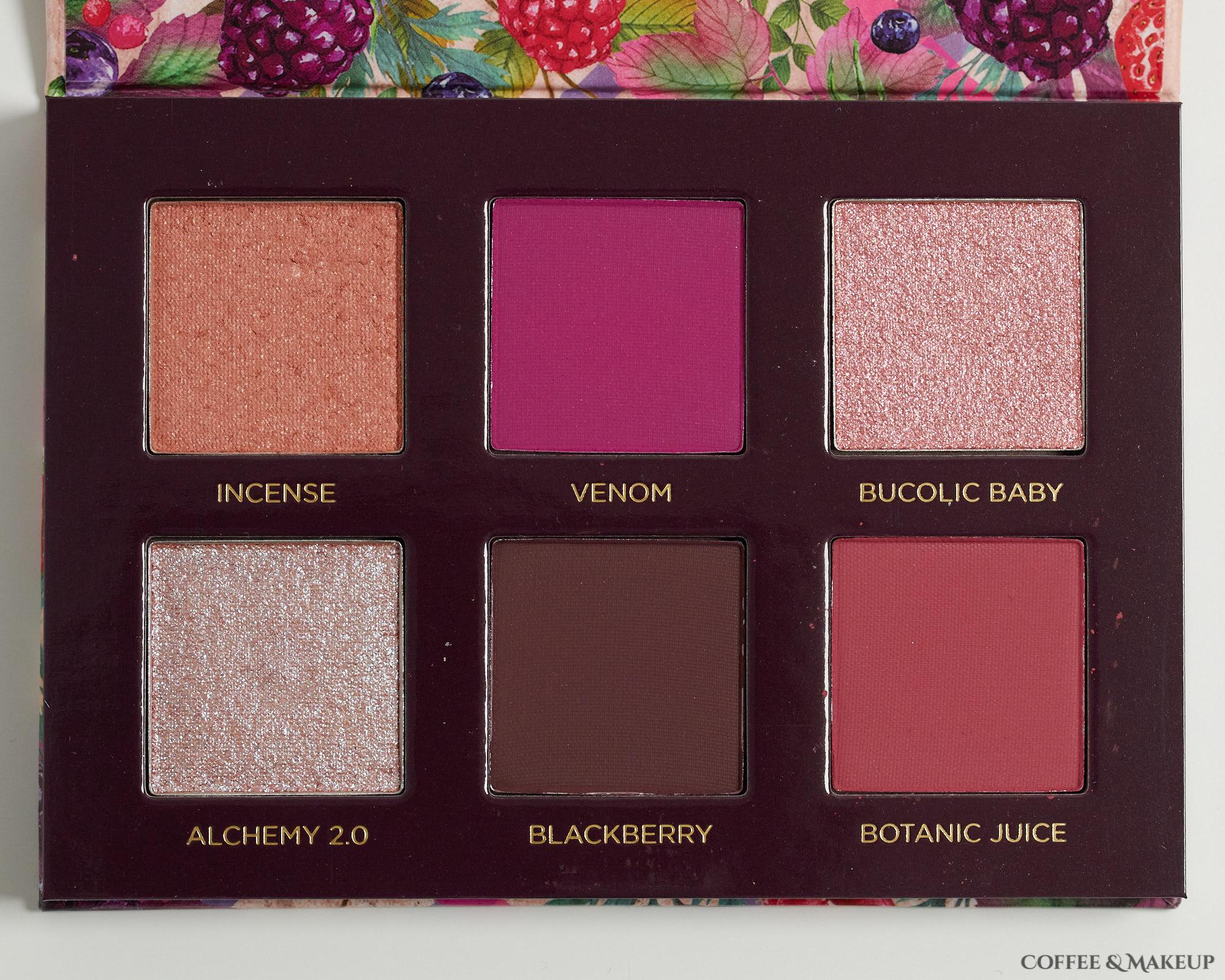 Nabla Wild Berry Cutie Palette