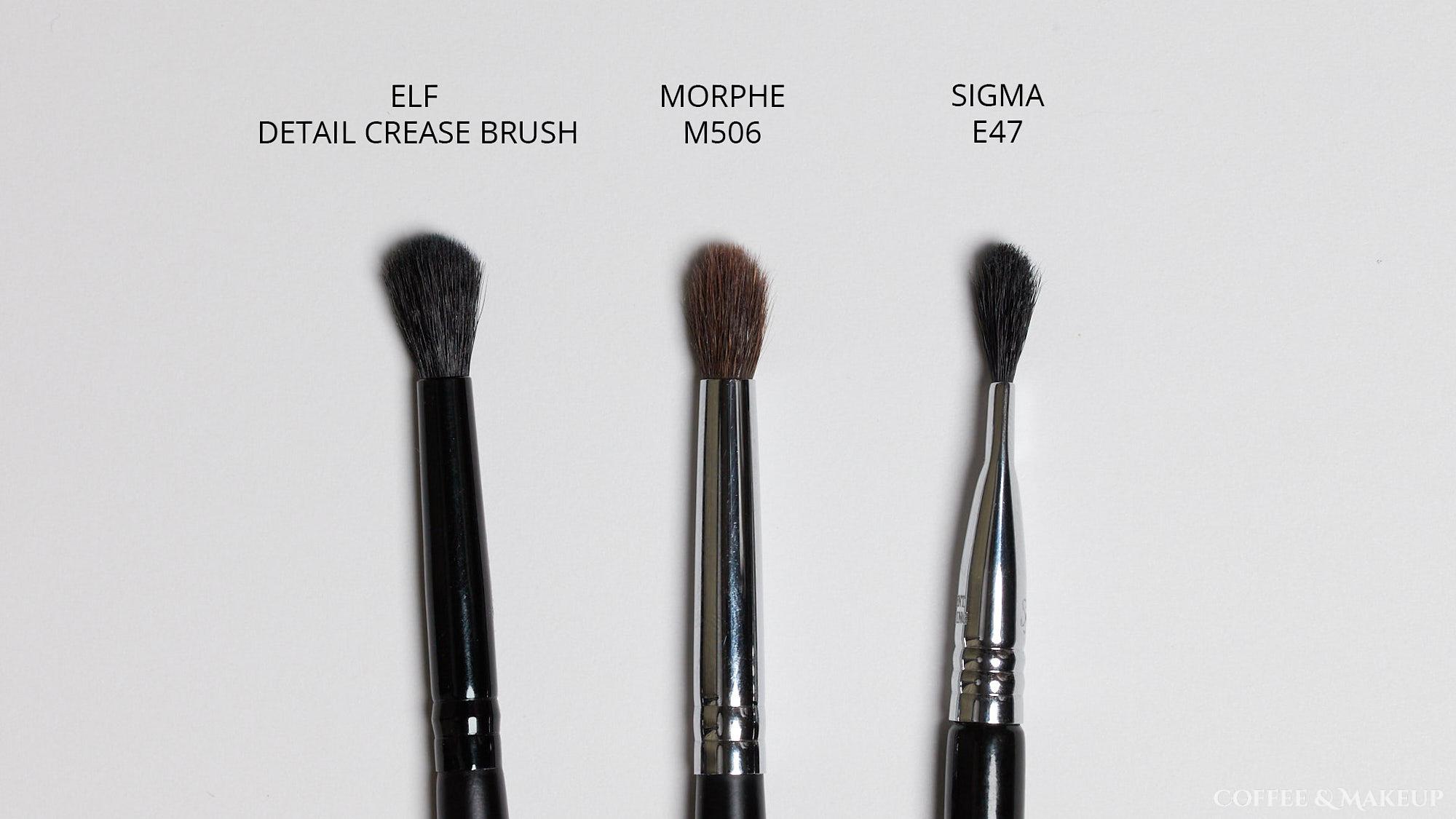 Morphe M506 Comparisons