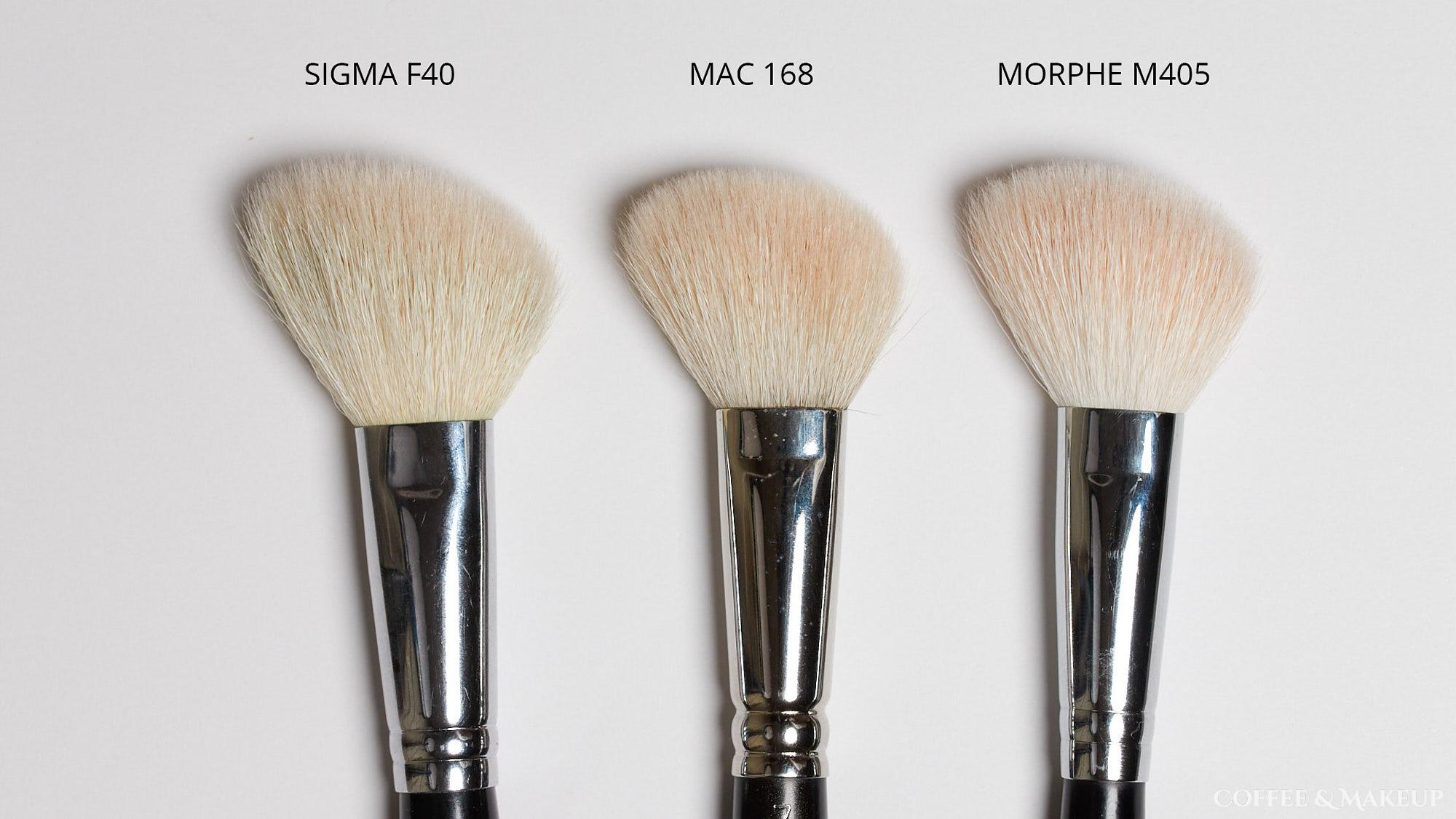 Morphe M405 Comparisons