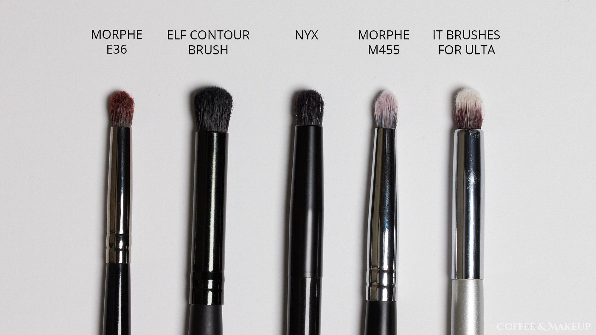 Pencil Brush Comparisons