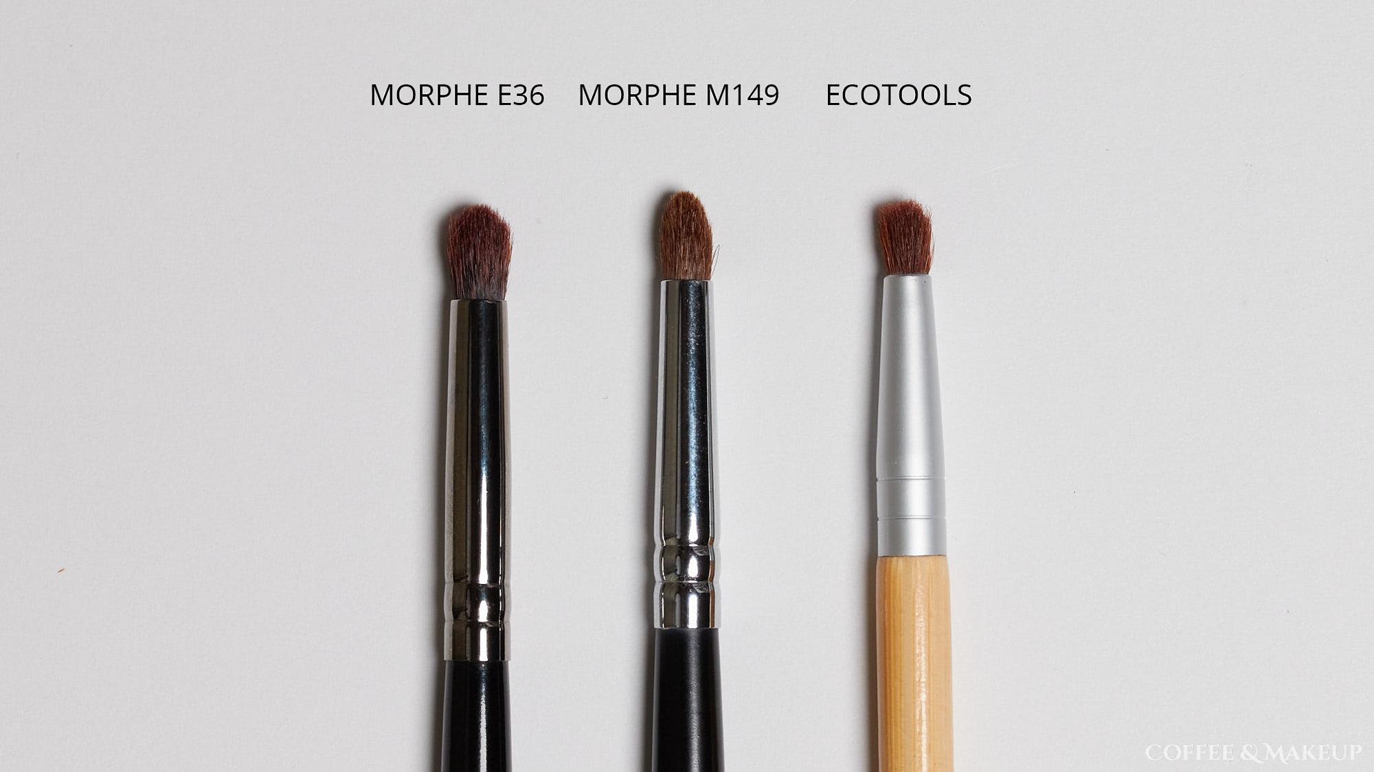 Morphe E36 Comparisons