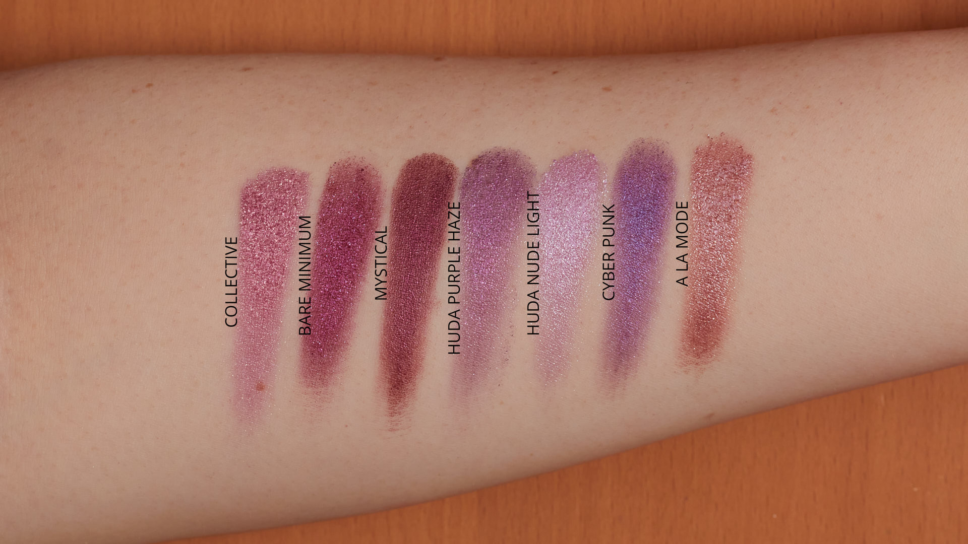 Dupes and Comparison for ColourPop Collective | ColourPop So Very Lovely Palette
