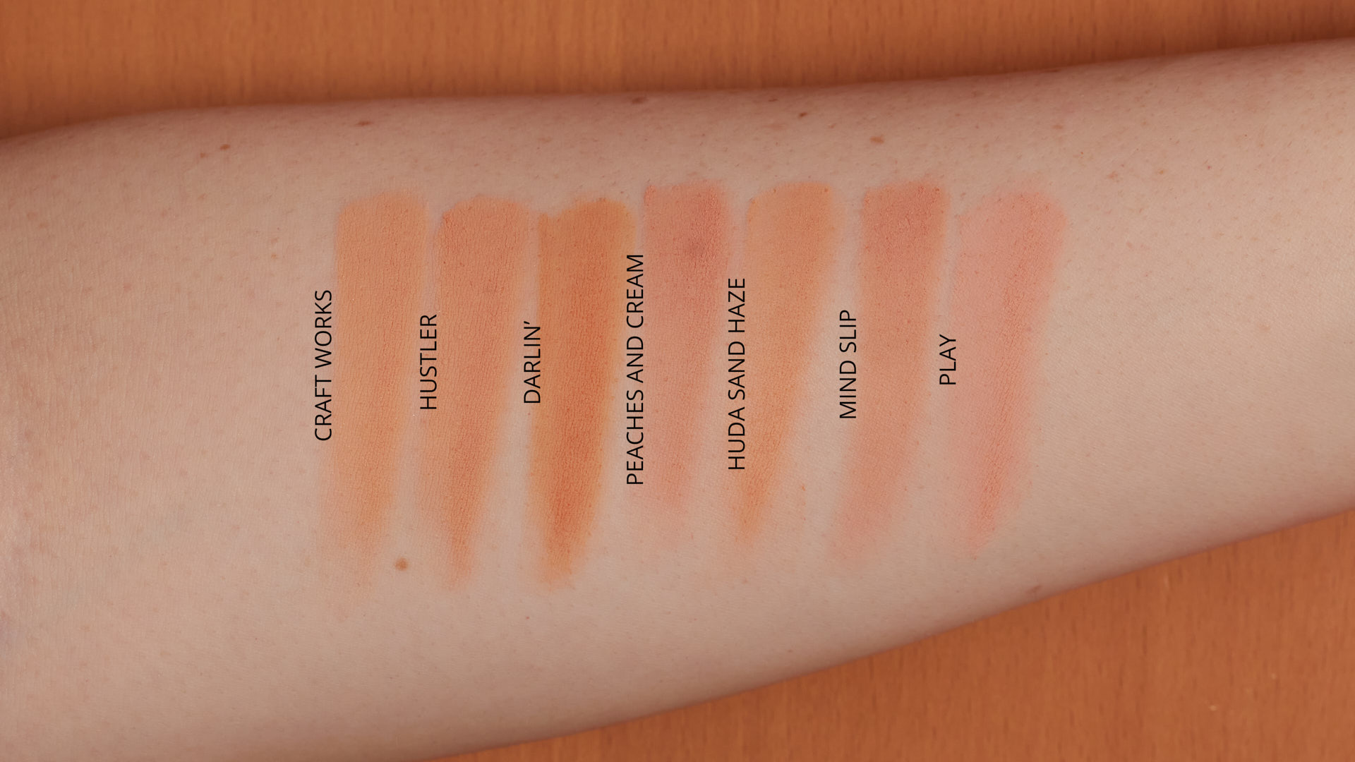 Dupes and Comparison for ColourPop Craft Works | ColourPop So Very Lovely Palette