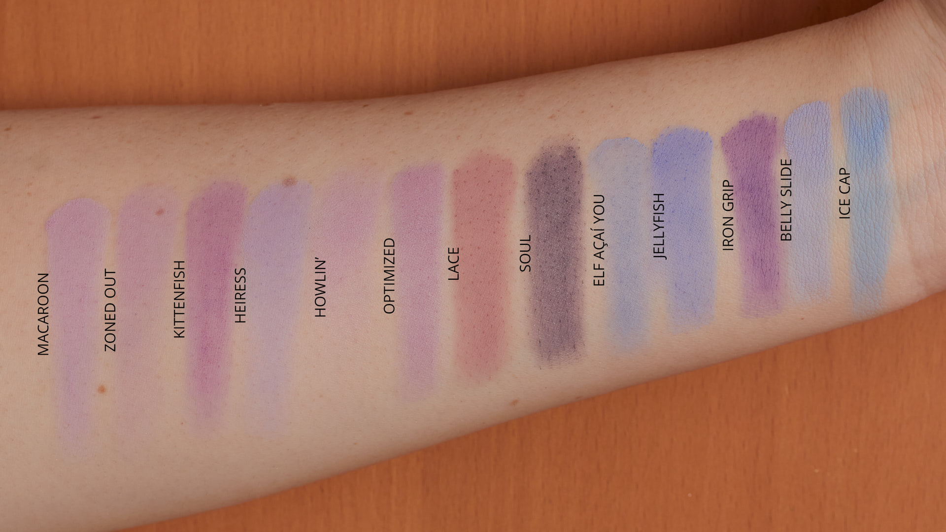 Dupes and Comparison for ColourPop Macaroon | ColourPop So Very Lovely Palette