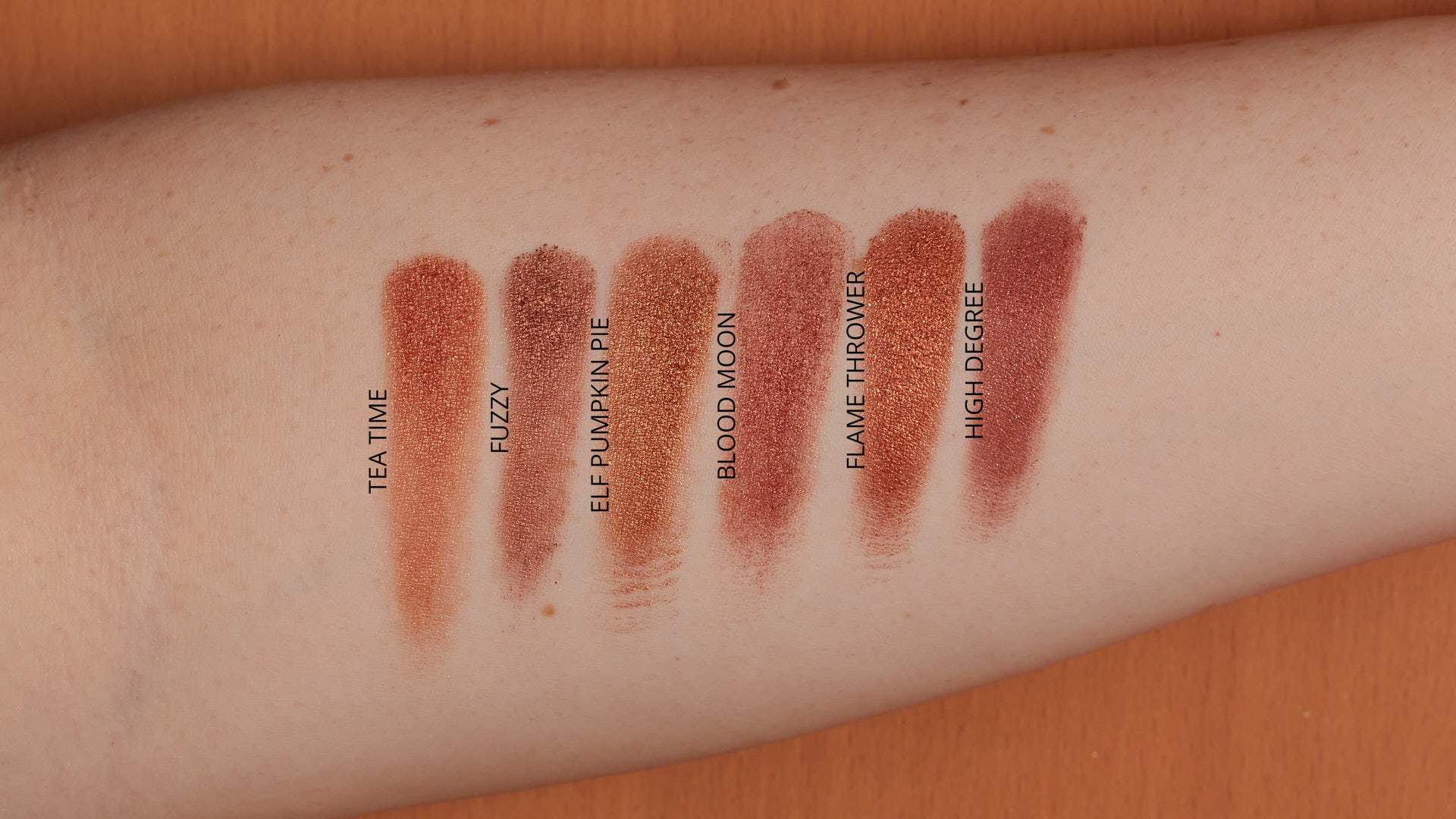 Dupes and Comparison for ColourPop Tea Time | ColourPop So Very Lovely Palette