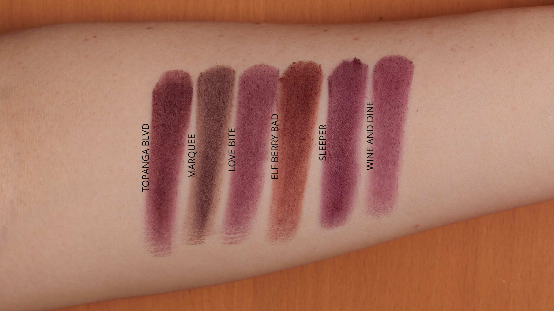 Dupes and Comparison for ColourPop Topanga Blvd | ColourPop So Very Lovely Palette