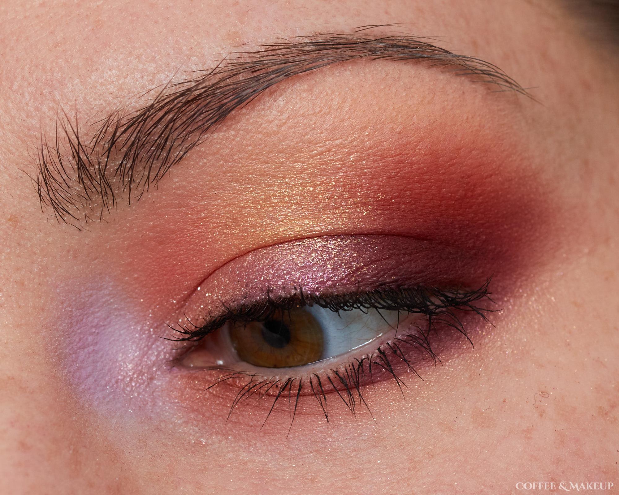 ColourPop So Very Lovely Palette Look #1