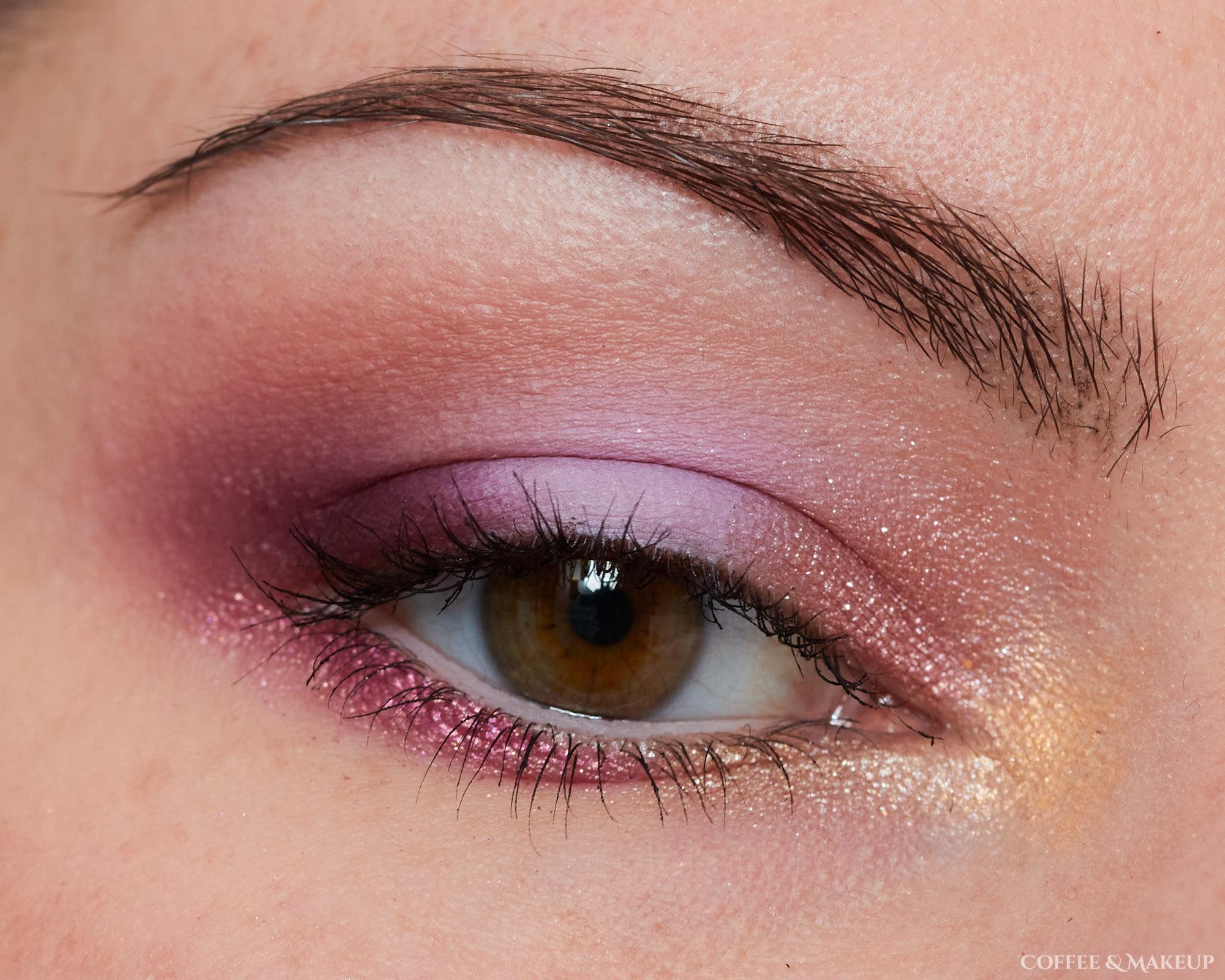 ColourPop So Very Lovely Palette Look #2