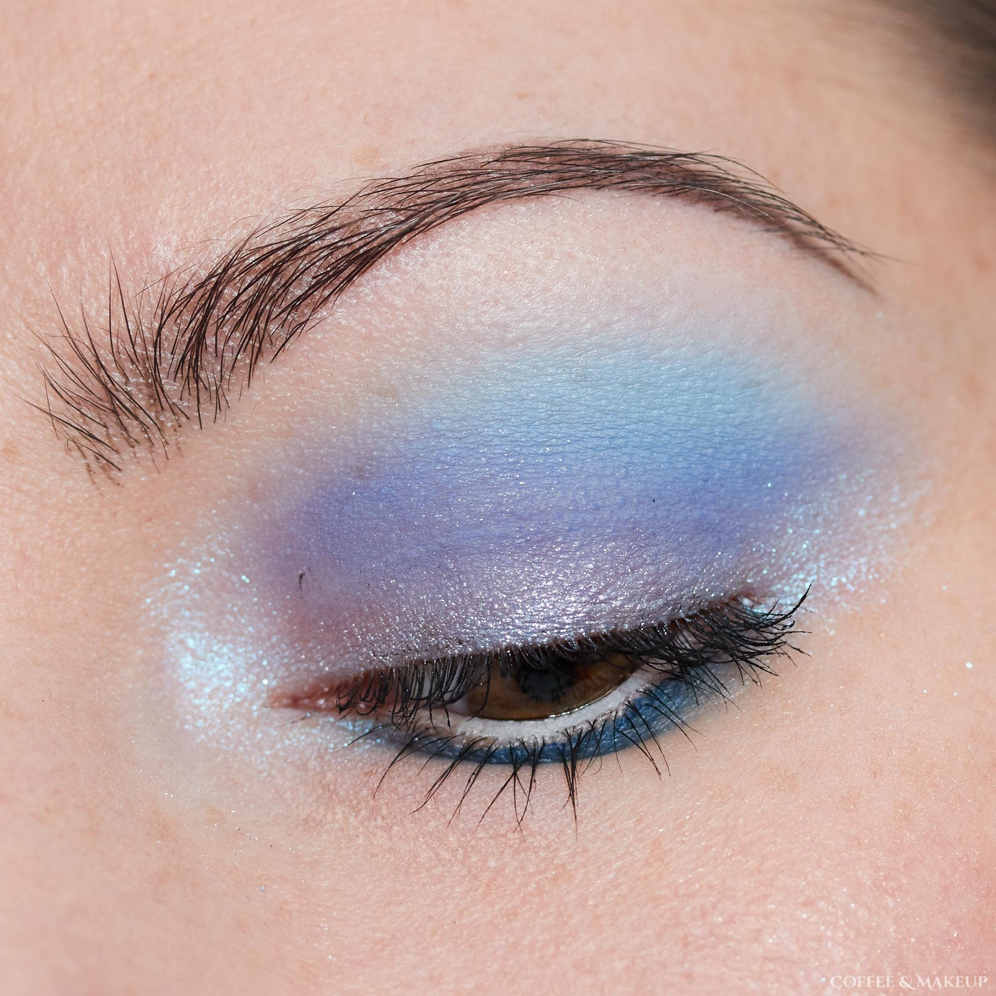 ColourPop Blue Moon Palette Look #1