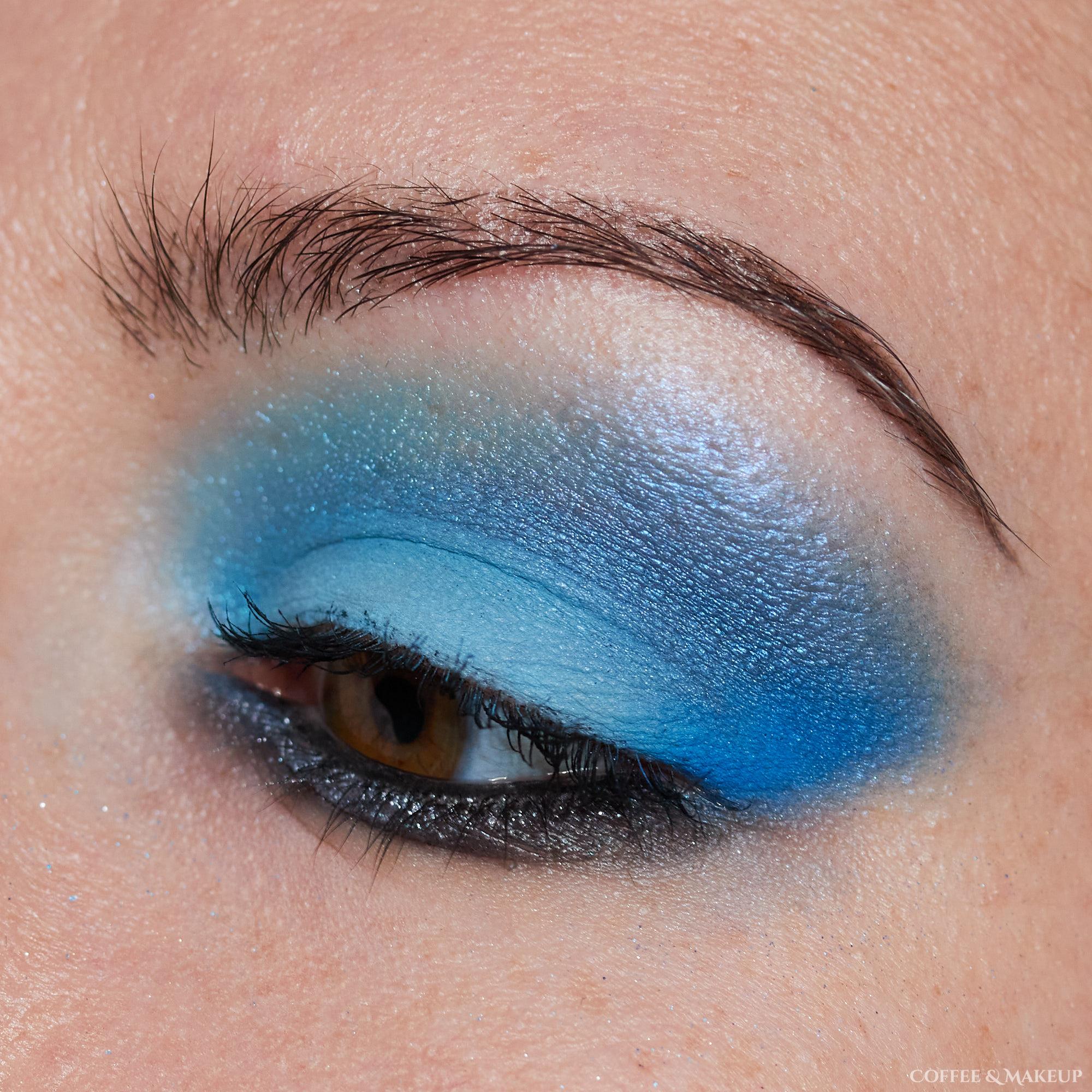 ColourPop Blue Moon Palette Look #2