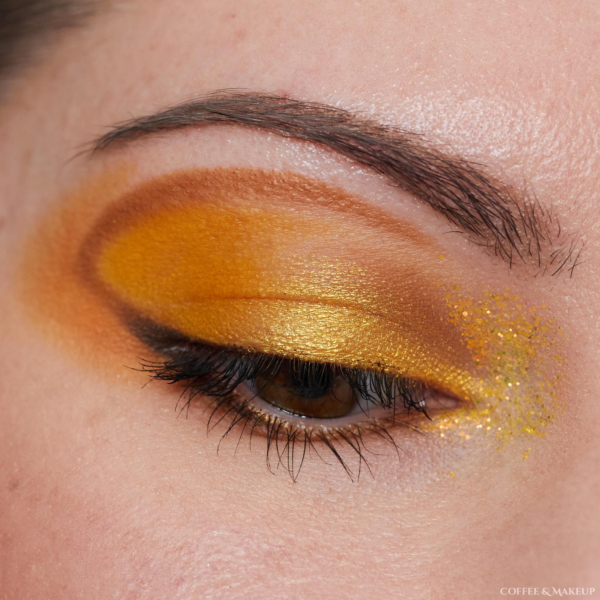 ColourPop Uh Huh Honey Palette Look #2